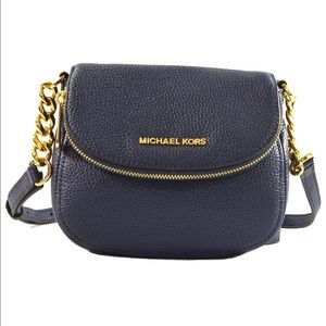 ❗️Michael Kors Navy Crossbody ❗️